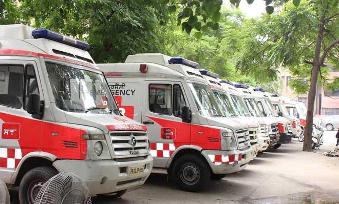 108 Ambulance service restored