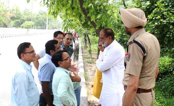 Will ease traffic on Ferozepur Road: Mayor