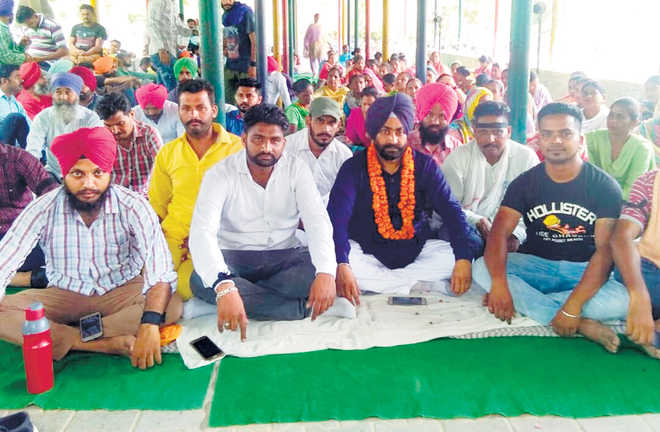 Protest by Pbi varsity workers enters Day 9
