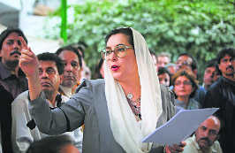 Benazir could have resolved Kashmir issue