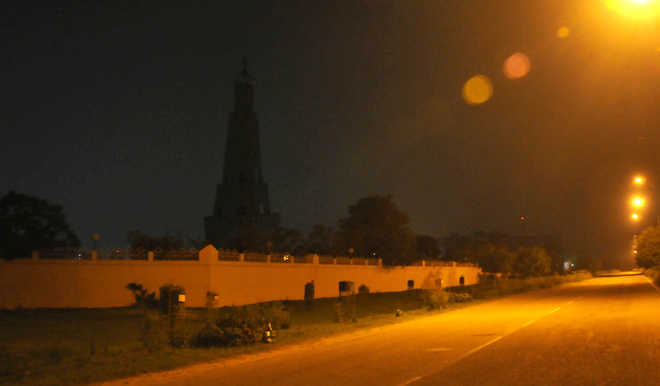 Fateh Burj to be handed over to pvt players for maintenance