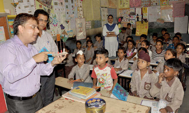 Activity-based books a hit among students