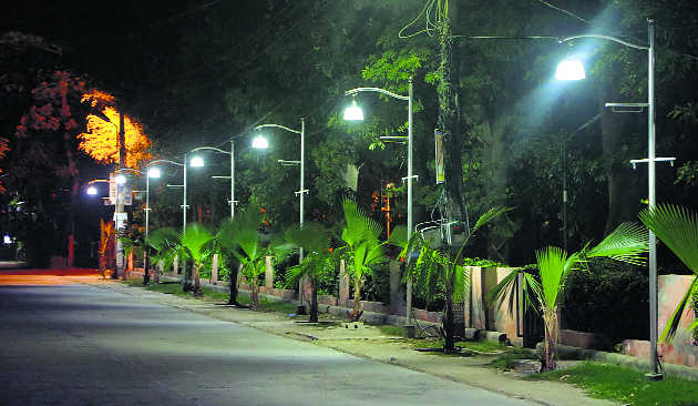 Faridabad's growth  in the slow lane