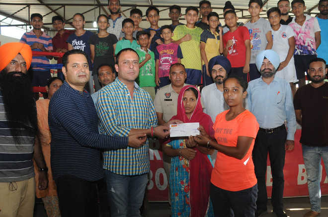 Help pours in for victim's family