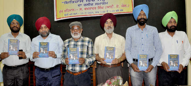Book on Mazhabi Sikhs released