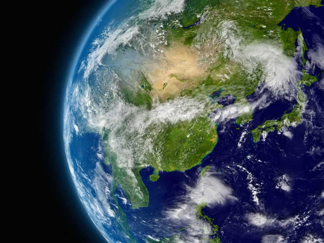 New phase in Earth's history defined as 'Meghalayan Age