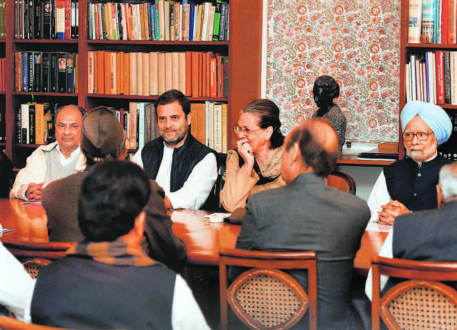 Rahul's Committee for 2019