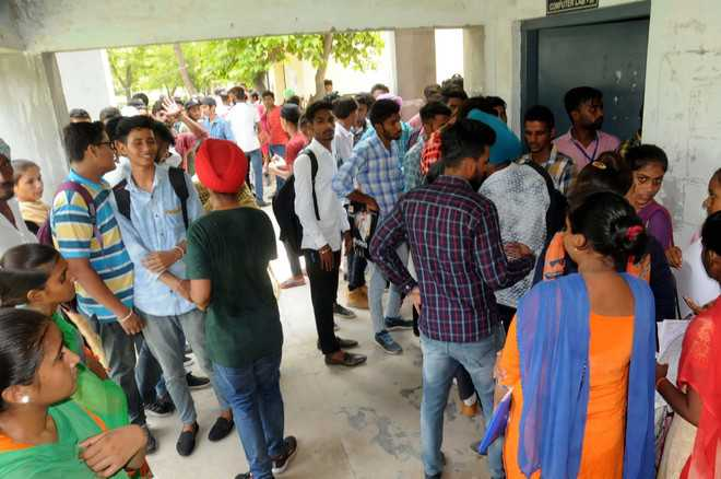 Govt college waives fee for SC students