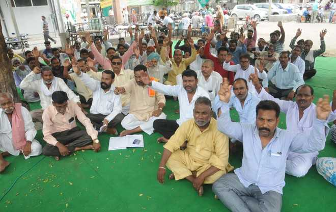 Sanitation goes for a toss as workers observe strike on Day 2