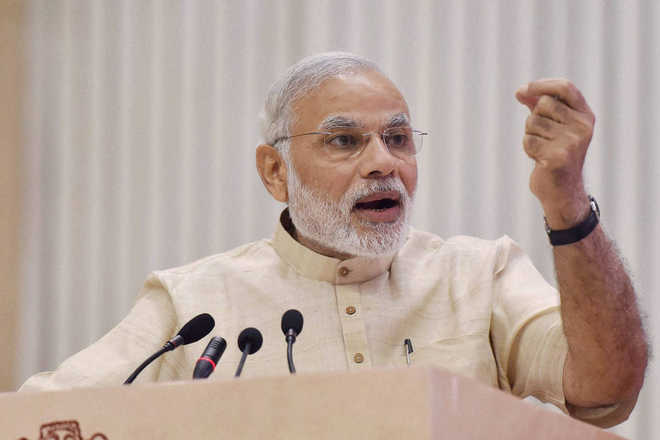 No confidence motion: PM Modi calls for disruption-free debate in House