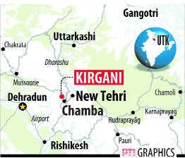 14 dead, 17 hurt as bus rolls down gorge in Uttarakhand