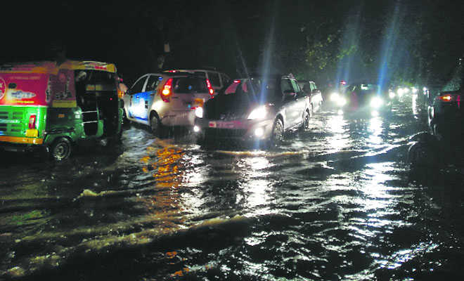 Rains uncloak vulnerabilities of progressing India