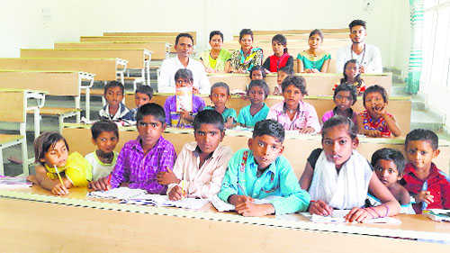 Jind varsity initiative to educate poor children