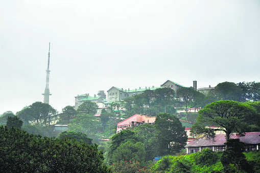 High-rise structures threat to Kasauli