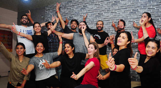 From Denmark to Punjab, for the love called bhangra