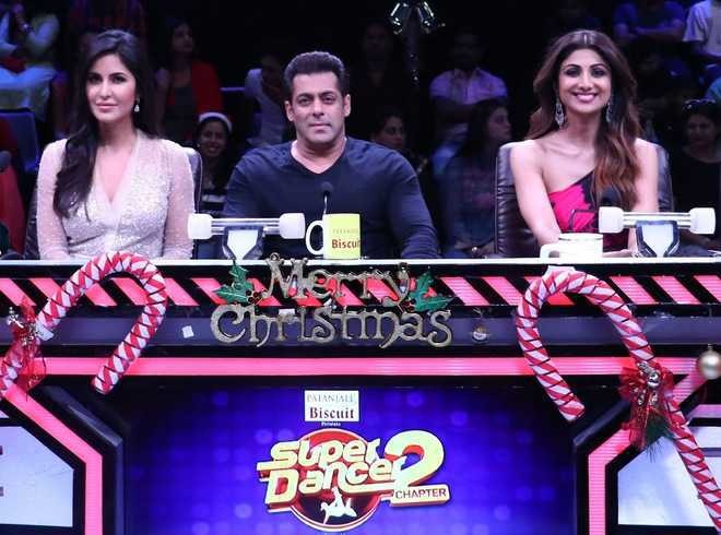 Very happy with Salman Khan's success: Shilpa Shetty