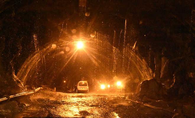 Seri Nullah water ingress a big challenge, says BRO