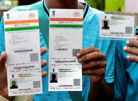 TRAI chairman dares, 'Aadhaar details' leaked
