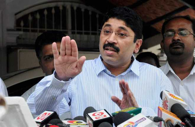 SC asks Maran to face trial in ''illegal'' telephone exchange case