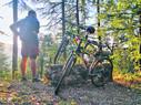 Mountain biking popular pastime among youth