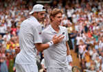Have mercy! Anderson and Isner demand rule change after Wimbledon epic