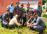 NCC cadets hold cleanliness drive
