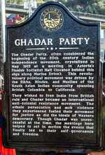 US state plans to introduce Ghadar Party's works in school course
