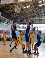 Ludhiana District Basketball C'ship kicks off