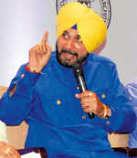 I may be alone in Cabinet, but I am not afraid: Sidhu