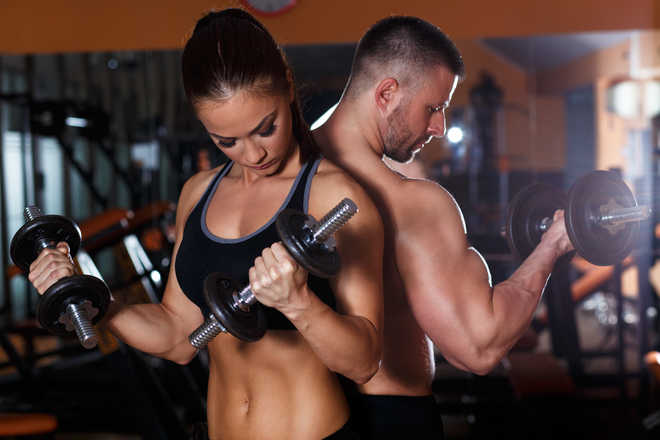 Be careful of these instant muscle builders