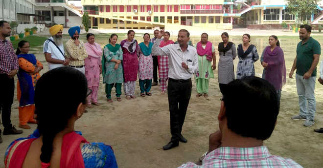 3-day training programme concludes