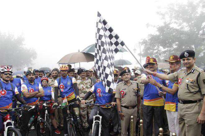 39 riders with disabilities to cycle through Himalayas