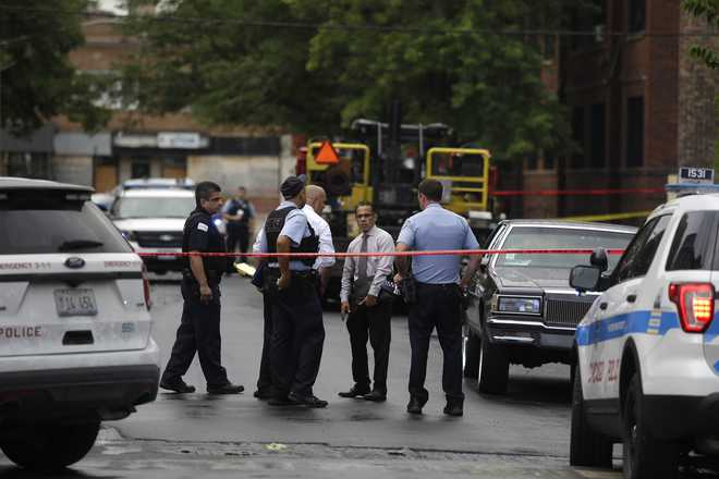 Image result for 44 people shot in Chicago within 14 hours