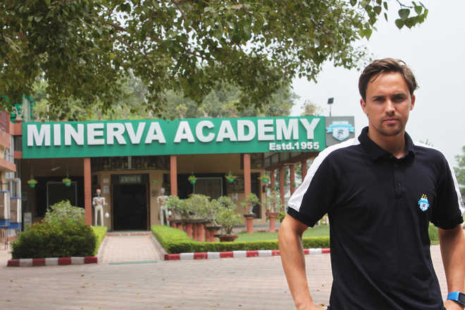 Paul Munster appointed new technical director of Minerva FC