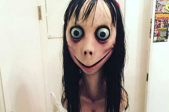 Newest viral suicide 'game': The Momo Challenge