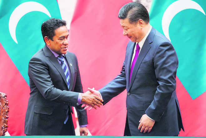 China-backed Maldives govt wants India to withdraw military helicopters