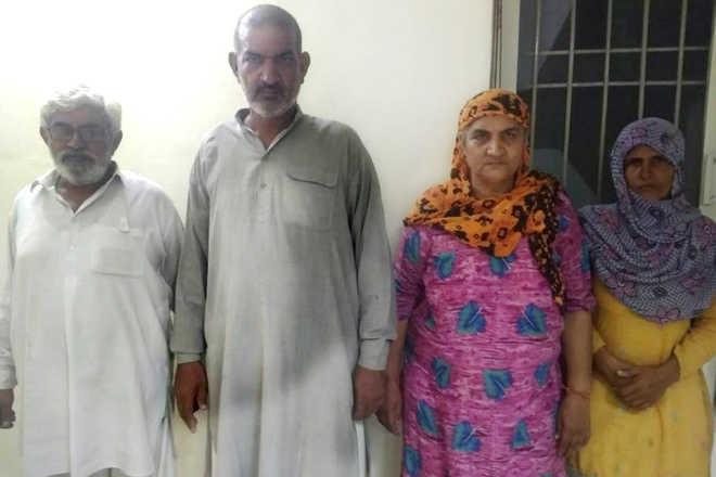 Biological, foster parents of honour killing victim held