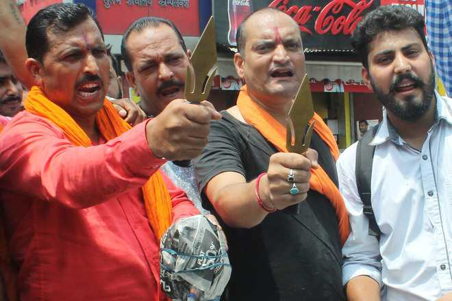 Extreme right-wing groups gun for BJP
