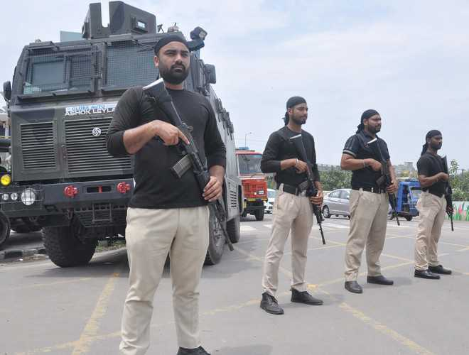 Security beefed up in city as I-Day nears