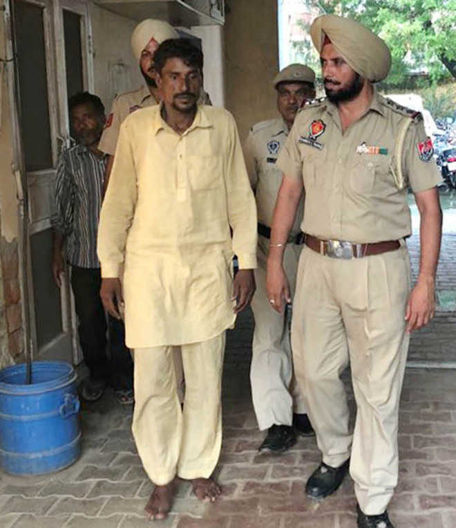 Man arrested for rape, murder of 100-yr-old