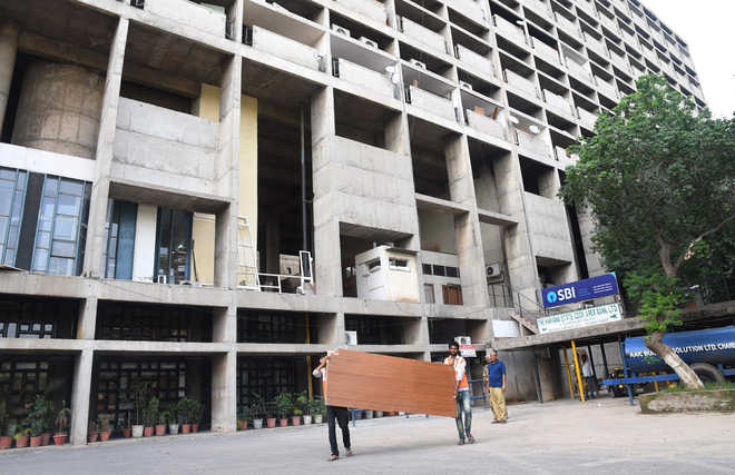 Capitol Complex revamp nears completion
