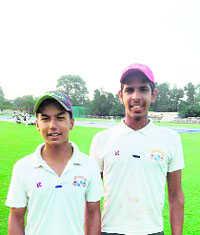 Azad, Sikka steer city boys into final