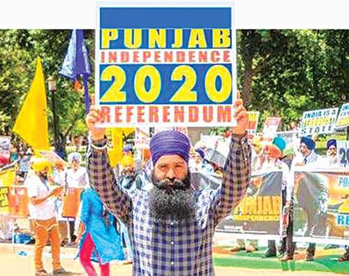 Image result for khalistan