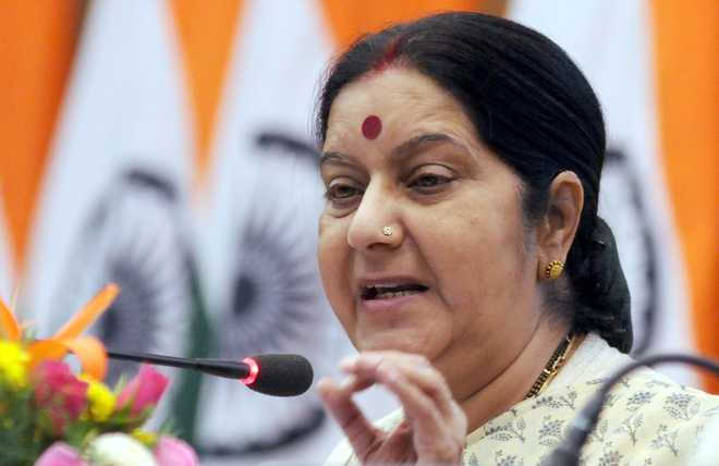 Guru Nanak's 550th b''day to be celebrated in all major Indian missions abroad: Swaraj