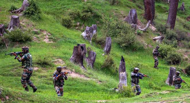 2018 sees highest ceasefire violations by Pak in 8 years