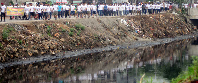 City fights pollution in Buddha Nullah