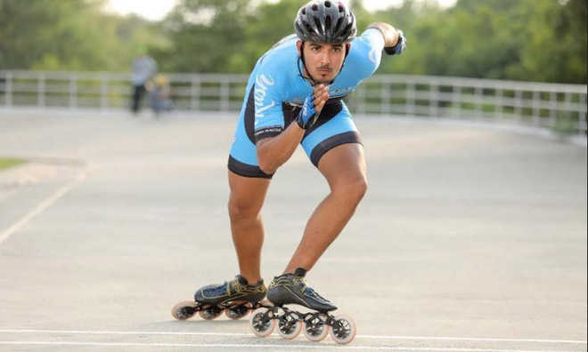City skater to be seen in action during Asian Games