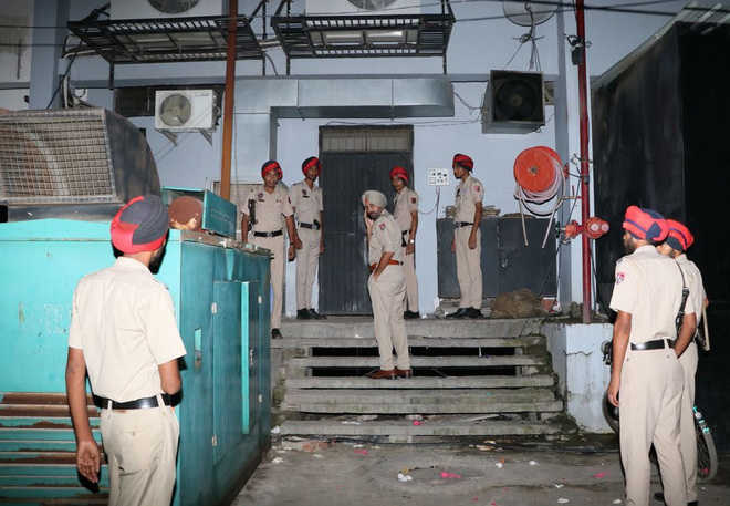 Midnight swoop on discotheque in Punjab