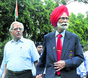 Happy I didn't give my Olympics medals to SAI: Balbir