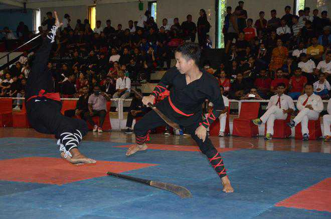 Manipur claim overall trophy, J&K finish second